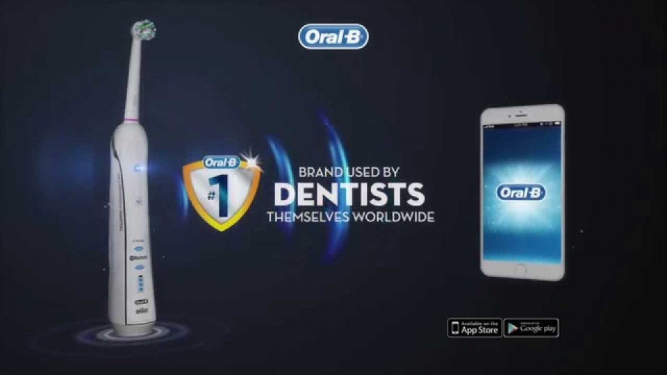 Oral B SmartSeries con Bluetooth