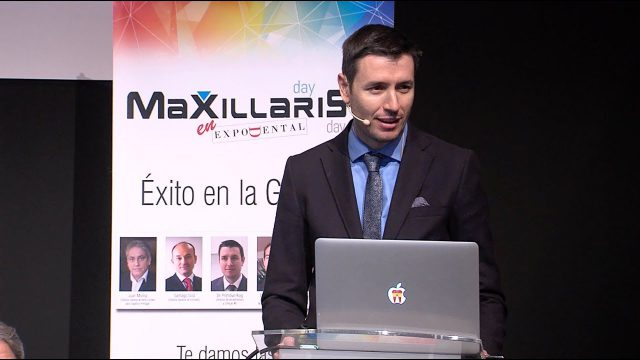 MAXILLARIS DAY en Expodental: Ponencia de Primitivo Roig