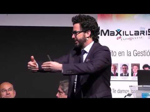 MAXILLARIS DAY en Expodental: Ponencia de José Manuel Navarro