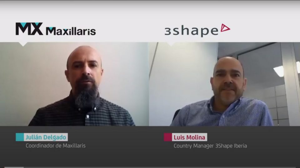 Entrevista online MX: Luis Molina – Country Manager 3Shape Iberia