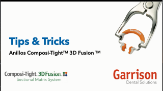 Sistema de matrices seccionales Composi-Tight® 3D Fusion ™